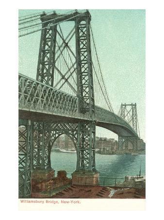 Williamsburg Bridge, New York City