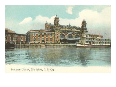 Ellis Island Immigration Depot, New York City