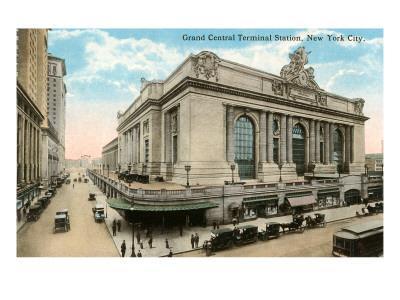 Grand Central Station, New York City