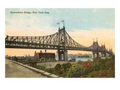 Queensboro Bridge, New York City
