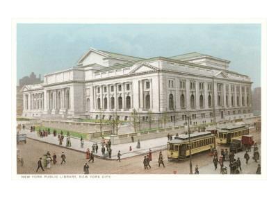 Public Library, New York City