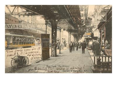 The Bowery, New York City