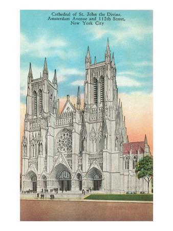 St. John the Divine Cathedral, New York City