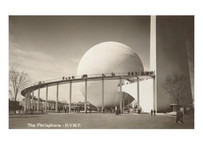 The Perisphere, New York World's Fair, New York City