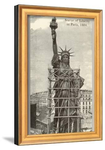 Construction Of The Statue Of Liberty Posters At Allposterscom
