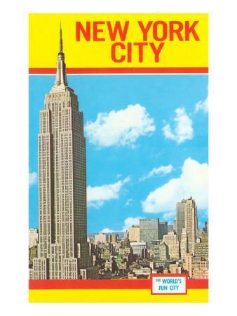 New York City, The World's Fun City