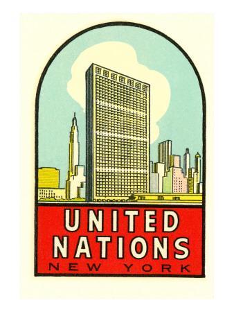 United Nations, New York