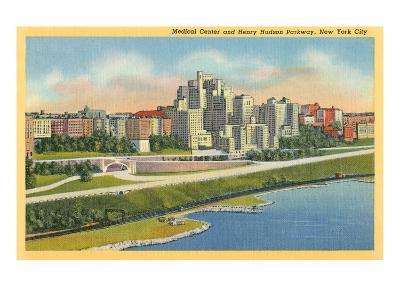 Medical Center, Henry Hudson Parkway, New York City