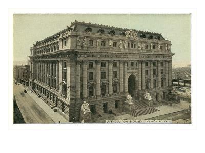 US Custom House, New York City