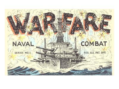 Naval Combat Warfare, Battleship