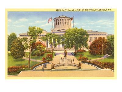 State Capitol, Columbus Ohio