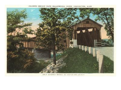 Covered Bridge, Coshocton, Ohio