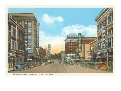 North Market Street, Canton, Ohio
