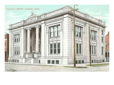 Public Library, Canton, Ohio