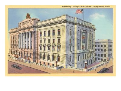 Courthouse, Youngstown, Ohio