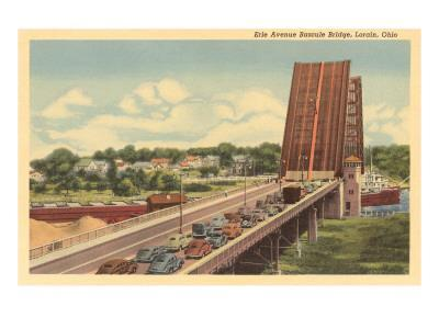 Erie Avenue Bascule Bridge, Lorain, Ohio