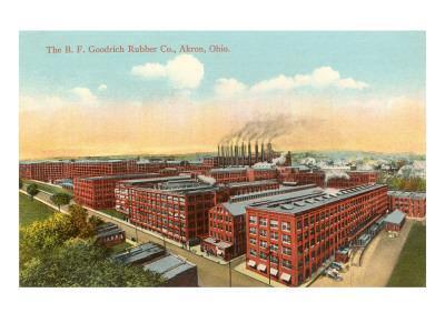 Goodrich Rubber Company, Akron, Ohio