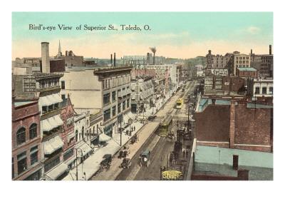 Superior Street, Toledo, Ohio