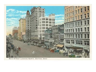 Main Street, Dayton, Ohio