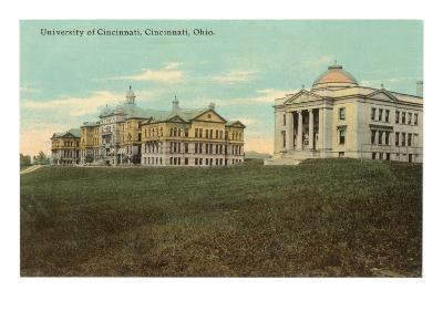 University of Cincinnati, Ohio