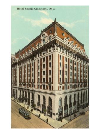 Hotel Sinton, Cincinnati, Ohio
