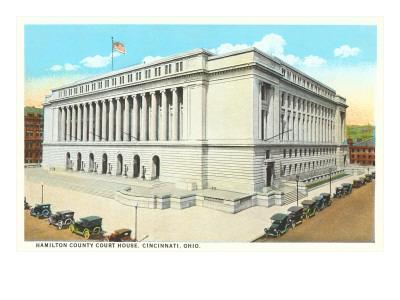 Courthouse, Cincinnati, Ohio