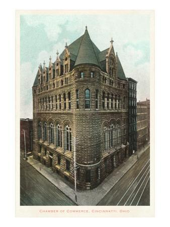 Chamber of Commerce, Cincinnati, Ohio