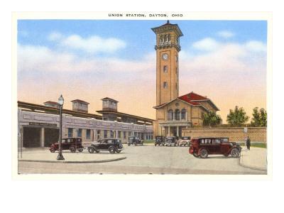 Union Station, Dayton, Ohio