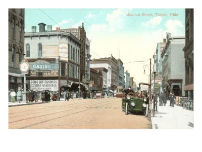 Summit Street, Toledo, Ohio