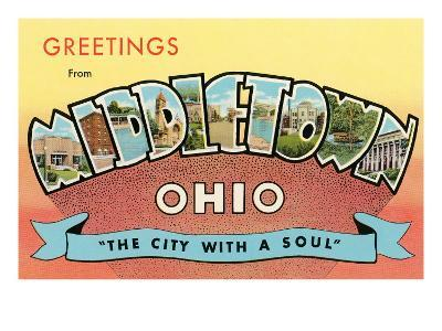 Greetings from Middletown, Ohio