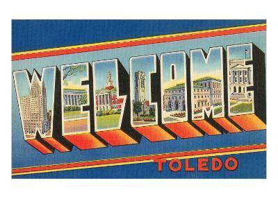 Welcome Toledo, Ohio
