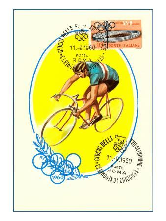 Olympic Bicycling, 1960