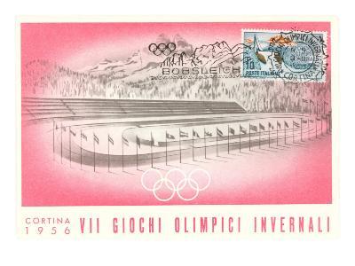 Winter Games, Cortina, 1956