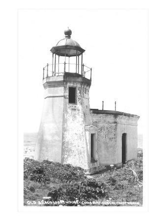 Cape Arago Lighthouse, Coos Bay, Oregon