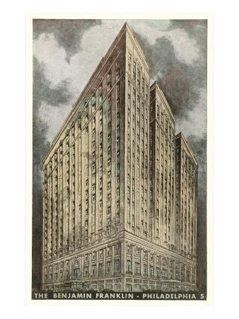Benjamin Franklin Hotel, Philadelphia, Pennsylvania