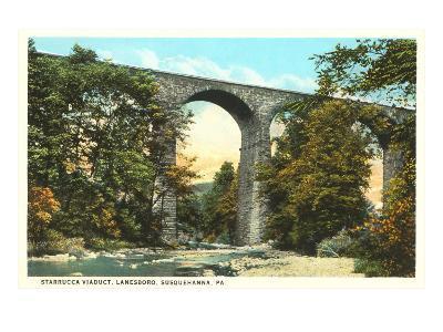 Starruca Viaduct, Lanesboro, Pennsylvania