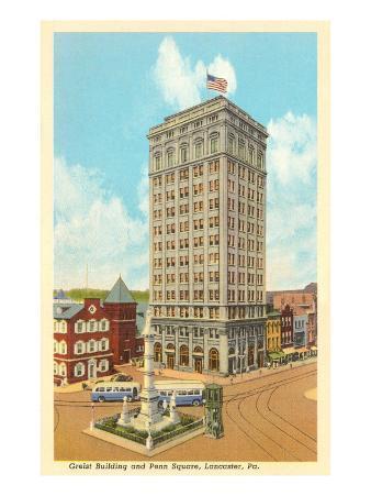 Griest Building, Lancaster, Pennsylvania