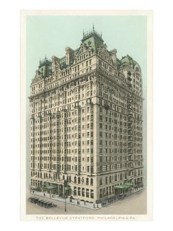 Bellevue-Stratford Hotel, Philadelphia, Pennsylvania