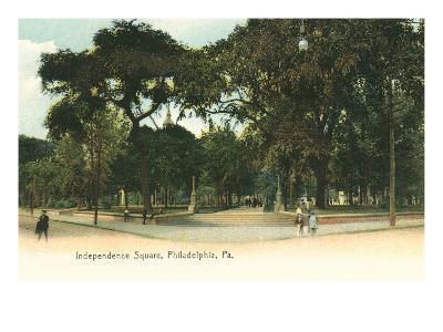 Independence Square, Philadelphia, Pennsylvania