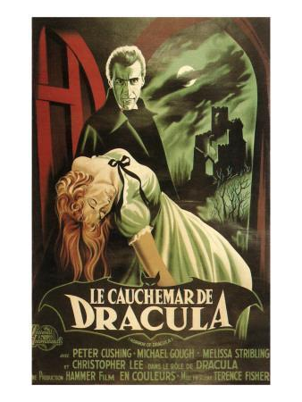 Dracula Movie Poster