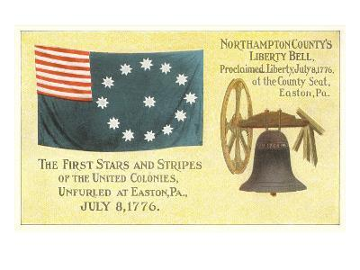 First Flag, Liberty Bell