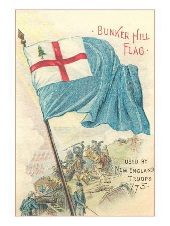 Bunker Hill Flag