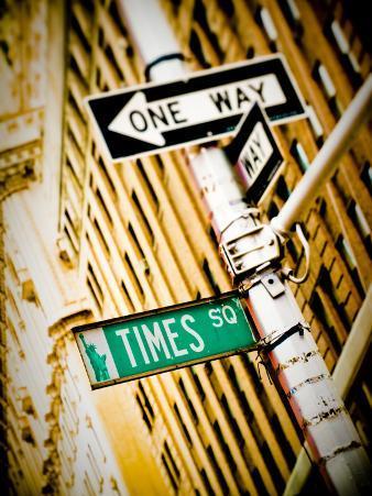 USA, New York, Manhattan, Midtown, Times Square