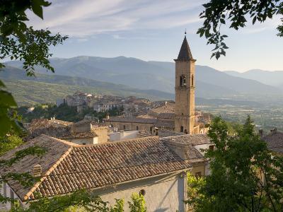 Pacentro, Nr. Sulmona, the Abruzzo, Italy