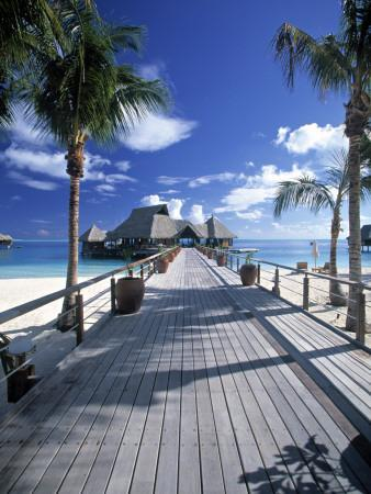 how to get to french polynesia from us