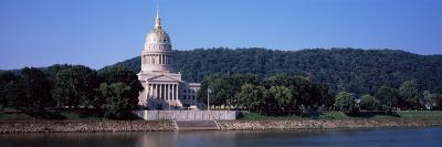 Government Building at the Riverside, West Virginia State Capitol, Kanawha River, Charleston