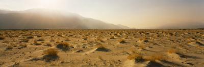 Sand Dunes in a Desert, Coachella Valley, San Gorgonio Pass, Palm Springs, California, USA