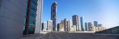 Skyscrapers in a City, Dubai, United Arab Emirates 2010