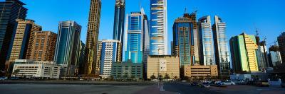 Buildings in a City, Dubai, United Arab Emirates 2010