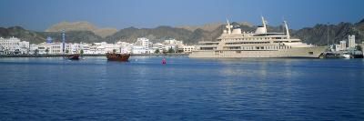 City at the Waterfront, Muttrah, Muscat, Oman